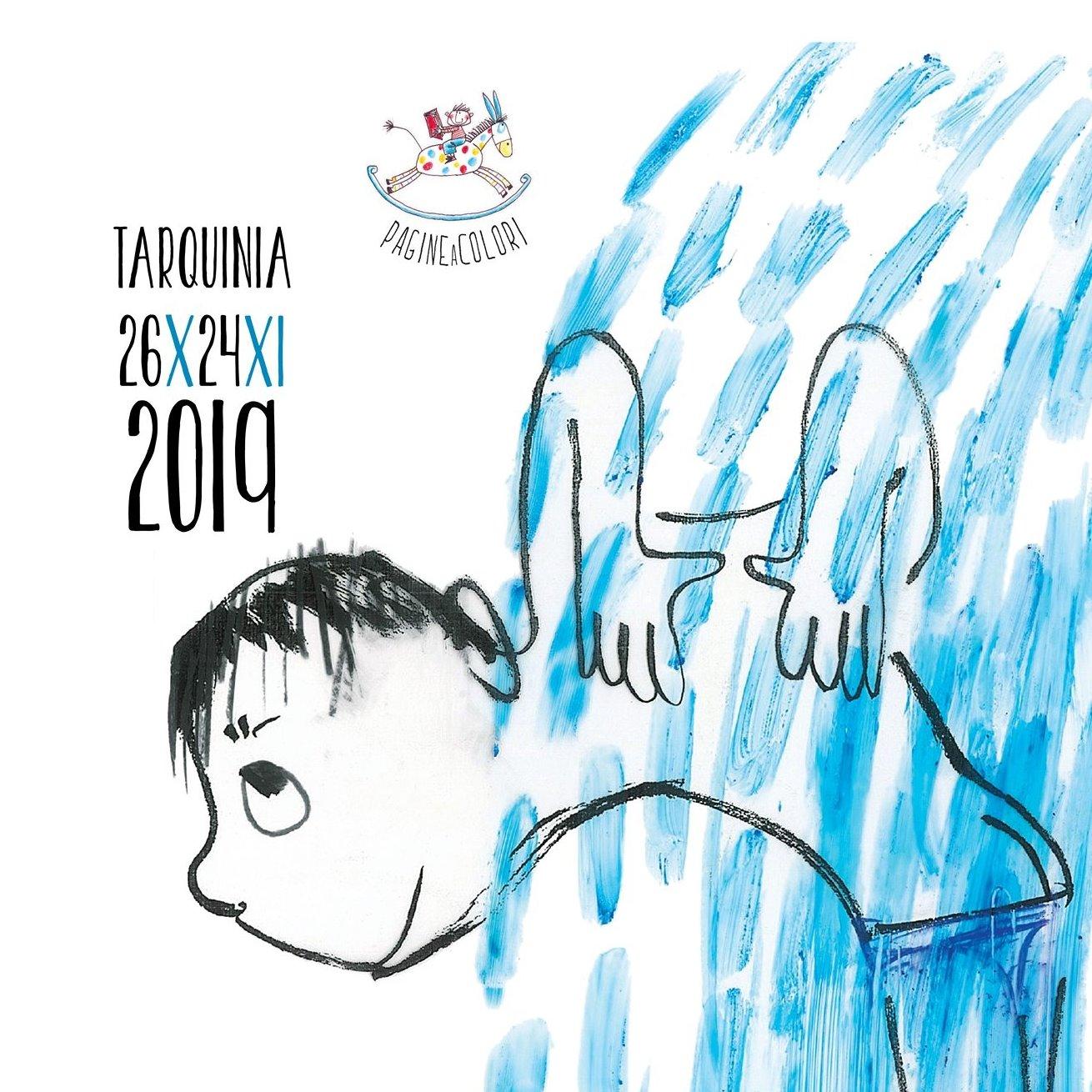 FESTIVAL PAGINE A COLORI TARQUINIA 24.11.2019