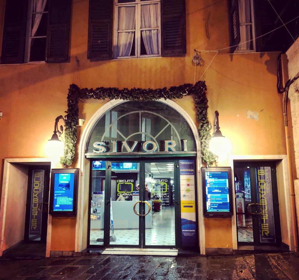 GENOVA CINEMA SIVORI 11.11.2019