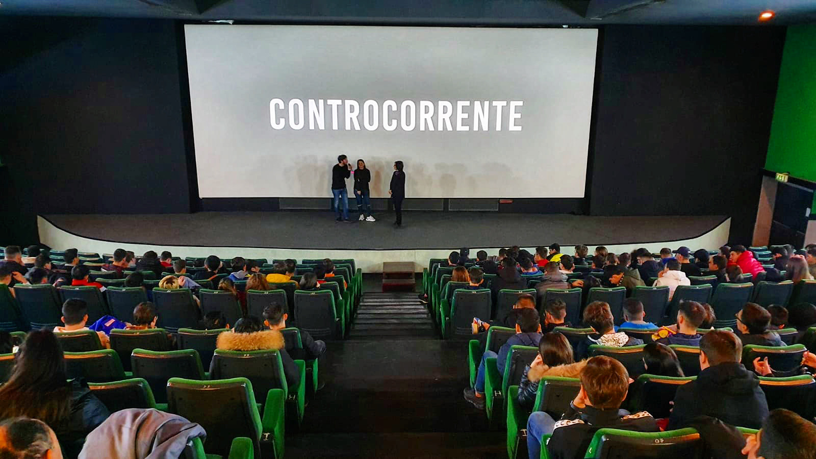 INCONTRO SCUOLE AL CINEMA BROADWAY