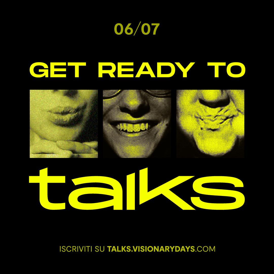 CONTROCORRENTE PER V-TALK @VISIONARYDAYS