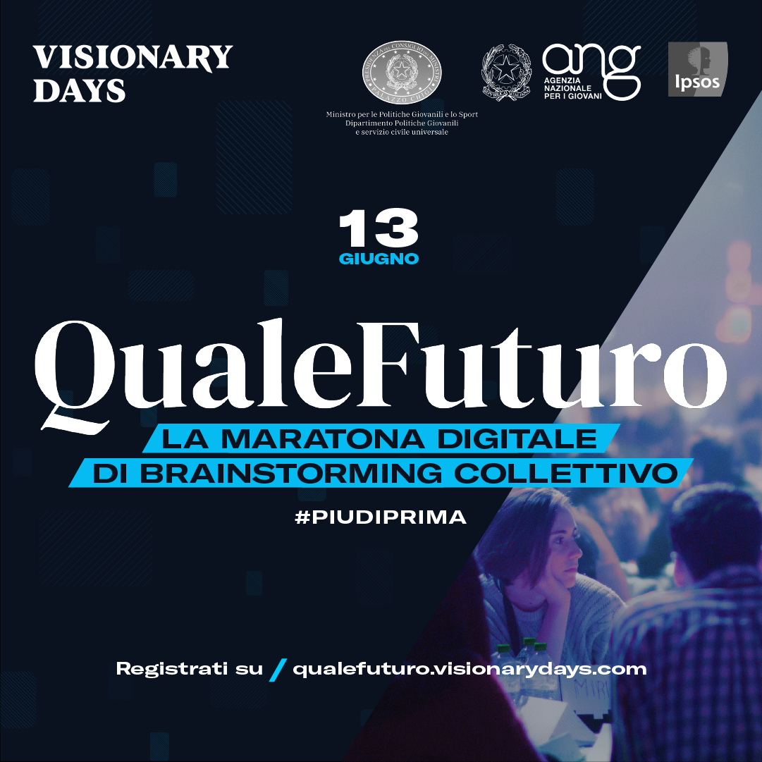 CONTROCORRENTE PER #QUALEFUTURO @VISIONARY DAYS