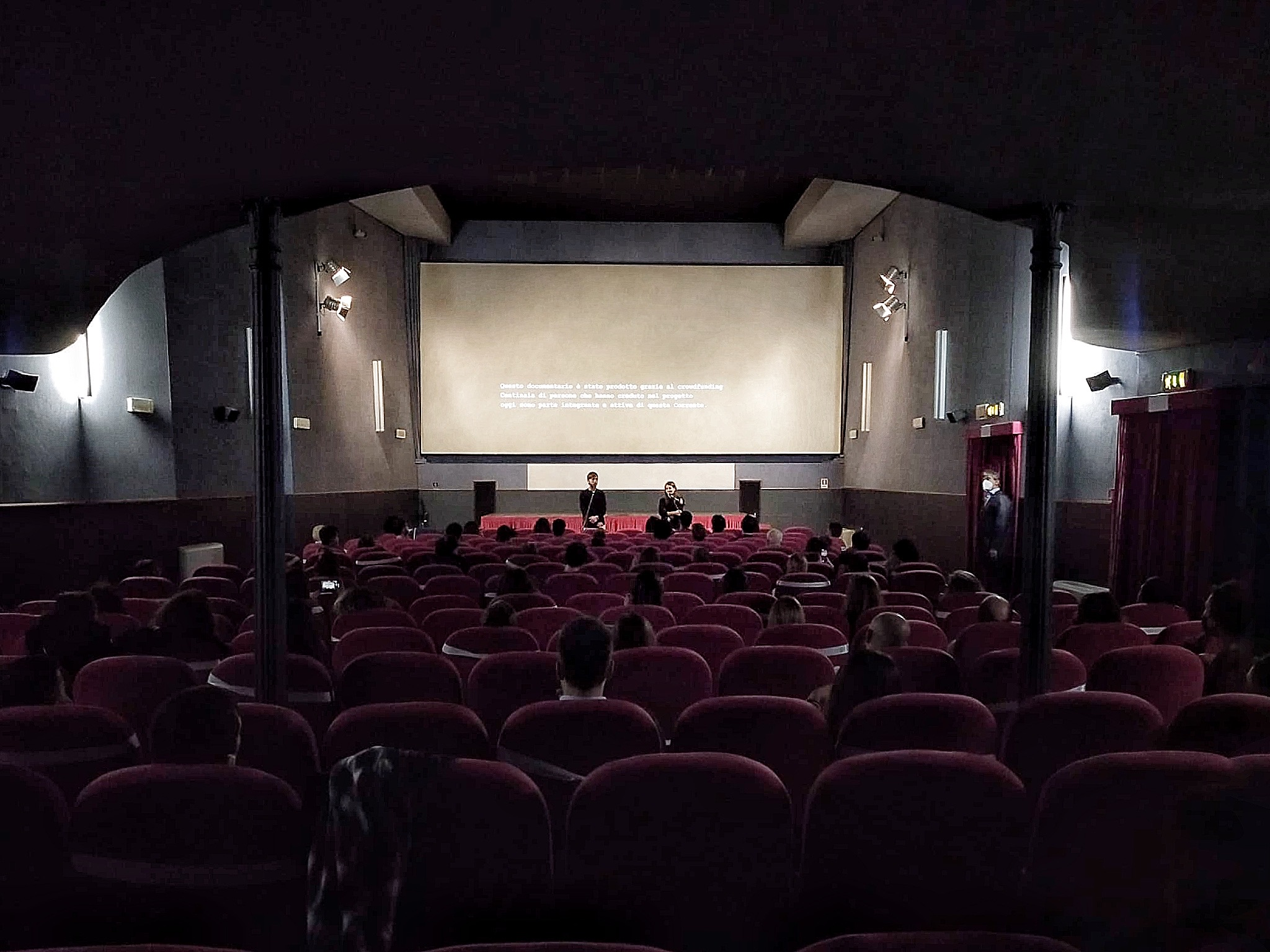 ROMA CINEMA FARNESE 28.09.2020